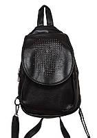Стильный компактный рюкзак 1803 black