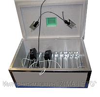 Инкубатор Наседка ИБА 70, цифровой терморегулятор, автопереворот