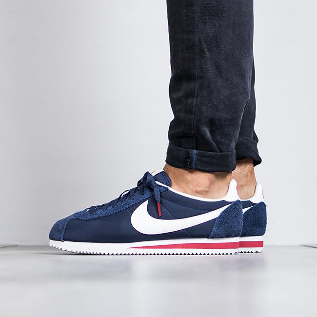 25ffe288 Оригинальные мужские кроссовки Nike Classic Cortez Nylon Premium -  All-Original Только оригинальные товары в