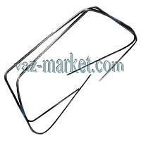 Окантовка глухого скла ВАЗ 2121/21213 хром