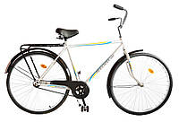 """Велосипед 28"""" УКРАИНА LUX, модель 64 (Белый)"""