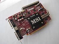 Видеокарта MSI Radeon HD3650 512MB DDR2 128-bit PCI-E