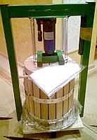 Пресс для выдавливания сока 25л. с 5т. домкратом и мешком