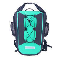 Водонепроницаемый рюкзак 30L зеленый
