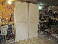 Деревянные двери для бани сауны