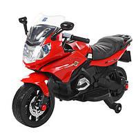 Детский электромобиль мотоцикл M 3571 red