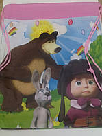 """Детский рюкзак """"Маша и Медведь"""""""