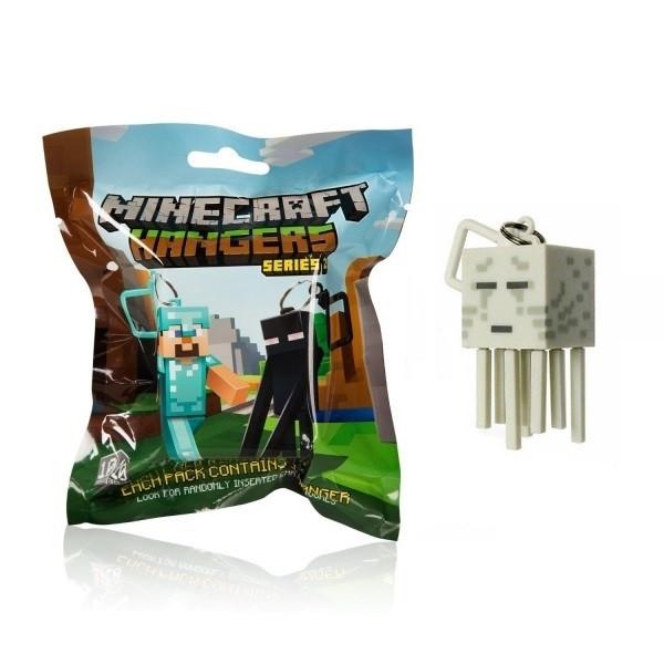 Брелок Minecraft Ghost - 10 см.