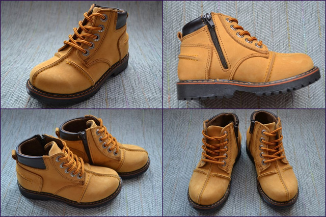 жовті черевики Туреччина фото