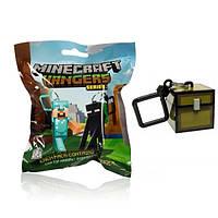 Брелок Minecraft Сундук - 10 см.