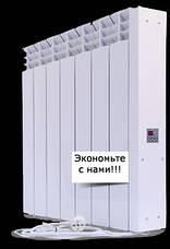 Электрорадиатор Эра 10 секций (1300 Вт - 20 м2 обогрев), фото 3