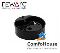 Умывальник NEWARC Countertop 47 (5017B) черный