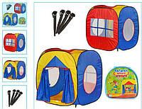 Детская игровая палатка 0507