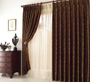 Готовые шторы и декоративные подушки