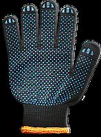 Перчатки Stark 510551101, черные, 220 текс