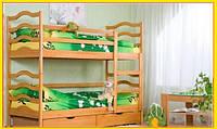 Двухъярусная кровать «София» 1 Сорт