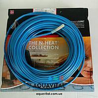 Тёплый пол Nexans TXLP/2R двужильный кабель 1700 Вт на 10 — 12,5 м²
