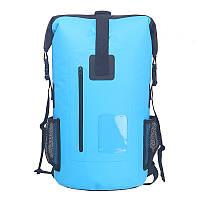 Водонепроницаемый рюкзак GA-sport 35L синий