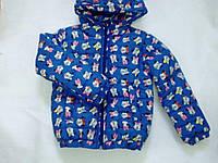 Куртка для девочки весна/осень Украина