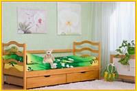 Детская односпальная кровать «София»