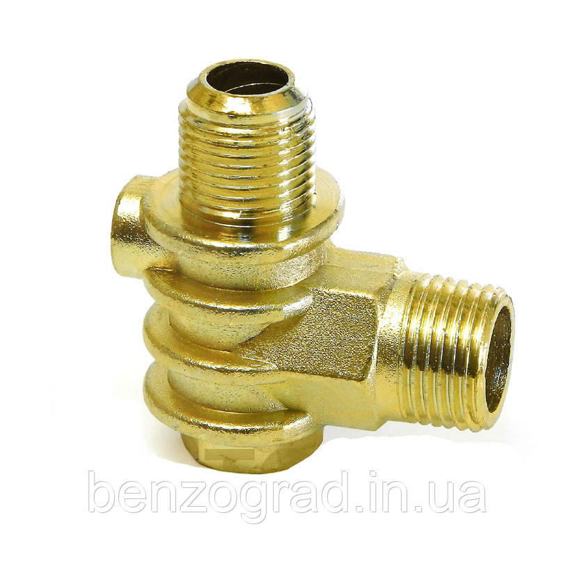 Обратный клапан для компрессора Forte VFL-50 (1/2*19мм*1/8)