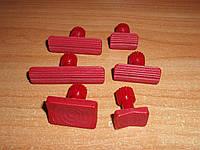 PDR GT-6 грибки клеевые набор сменных насадок для инструмента 6 штук инструмент для удаления вмятин