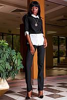 Необычный костюм с ассиметричным низом Венди