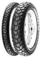 PR 130/80-17 65H TL / 0284000 - Шина мотоциклетная задняя MT 60