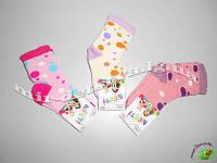 Махровые носки для девочек ТМ NESTI 1237 р.5-6