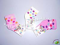 Махровые носки для девочек ТМ NESTI 1243 р.1-2 года