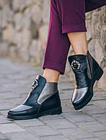 Ботинки с фурнитурой Chanel / под заказ