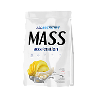Гейнеры ALLNUTRITION Mass Acceleration, 1000 г (14 порций) Банан
