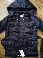 """Стильная демисезонная куртка для мальчика """"Армани"""" (2 цвета)"""