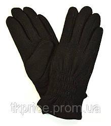 Женские кашемировые перчатки на махре