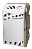 Котел газовый напольный   Житомир-М АОГВ-12 СН парапетный