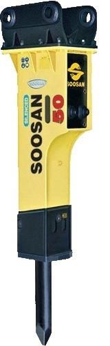 Гидромолот SOOSAN SB50TS-P