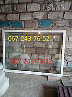 Окно металлопластиковое б/у глухое 1.2м*1.2м!