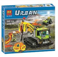Конструктор Bela Urban 10639 Гусеничная машина