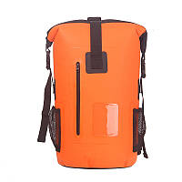 Герморюкзак GA-sport 35L оранжевый