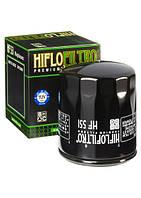 HIFLO HF551 - Фильтр масляный