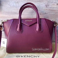 Сумка Givenchy Antigona Bag марсала