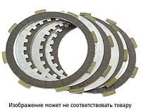 FE FCS0672/2 - Диски сцепления фрикционные и стальные