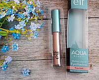 Жидкие тени Elf Aqua Beauty Molten Liquid Eyeshadow - Rose Gold