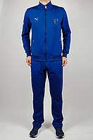 Спортивный костюм PUMA FERRARI 21151 синий индиго