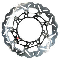 BR WK055L - Тормозной диск