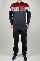 Спортивный костюм REEBOK 21154 темно-серый