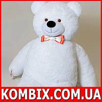 Плюшевый мишка, медведь 160 см - белый, фото 1