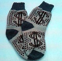 Носки зимние теплые мужские, фото 1