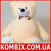 Плюшевый мишка, медведь 160 см - бежевый, фото 1