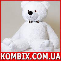 Плюшевый мишка, медведь 2 метра - белый